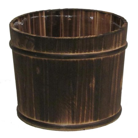 Planter Stained (Dark stained 6