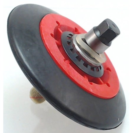 - 4581EL2002C, Dryer Drum Roller Assembly, 4581EL3001A, LG