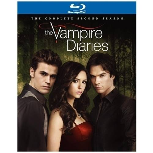 The Vampire Diaries: The Complete Second Season (Blu-Ray)