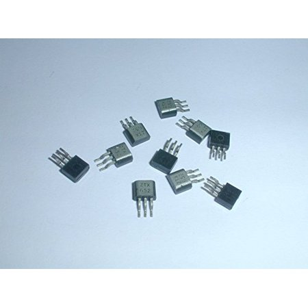 ZTX652M1 Transistor SMT TO-92 Package (10 piece) -