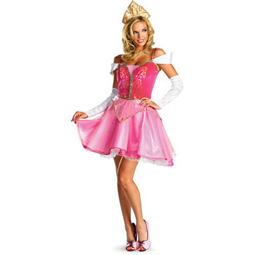 Aurora Sassy Adult Halloween Costume