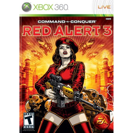Command & Conquer: Red Alert 3 - Xbox 360 (Command And Conquer Red Alert 3 Units)
