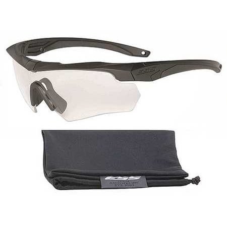 ESS Ballistic Safety Glasses,Clear -