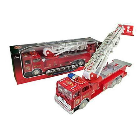 Fire Engine Truck - 17