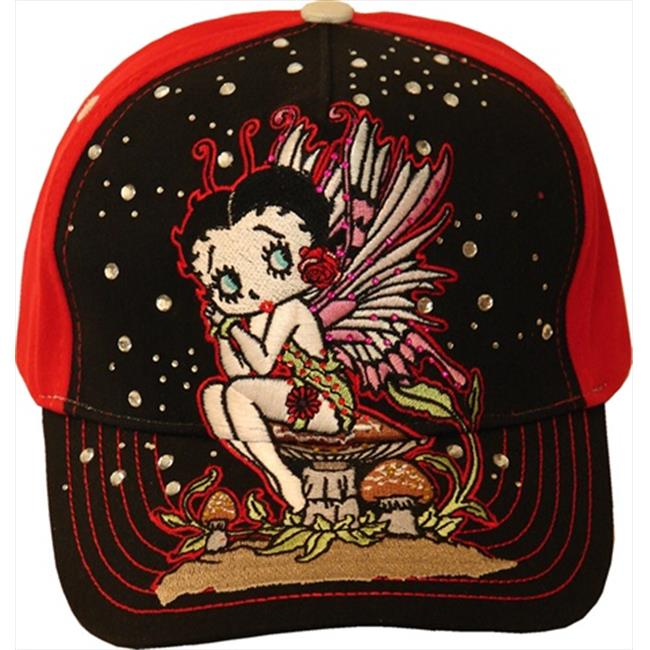 American Favorites 8029 Betty Fairy I Embroidered Baseball Cap
