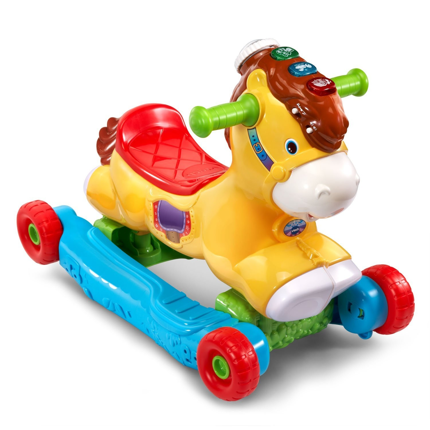 VTech Gallop and Rock Learning Pony (Frustration Free Packaging) by VTech
