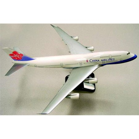 Hogan Wings 1 200 Commercial Models Hg1066g Hogan China Airlines B747 400 1 200 With Gear