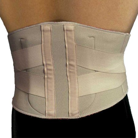 (Thermoskin Lumbar Support with Moldable Insert - Medium)