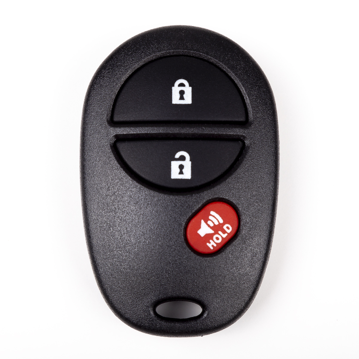New 3-button Keyless Entry Remote Replacement for Original Toyota Remote With FCC-ID GQ43VT20T