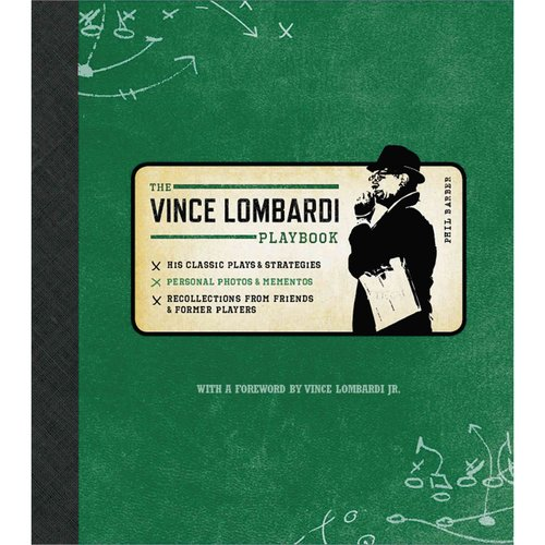 The Official Vince Lombardi Playbook