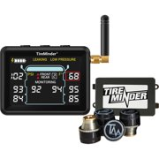Minder Research TM22141 TireMinder i10 RV TPMS with 4 Transmitters