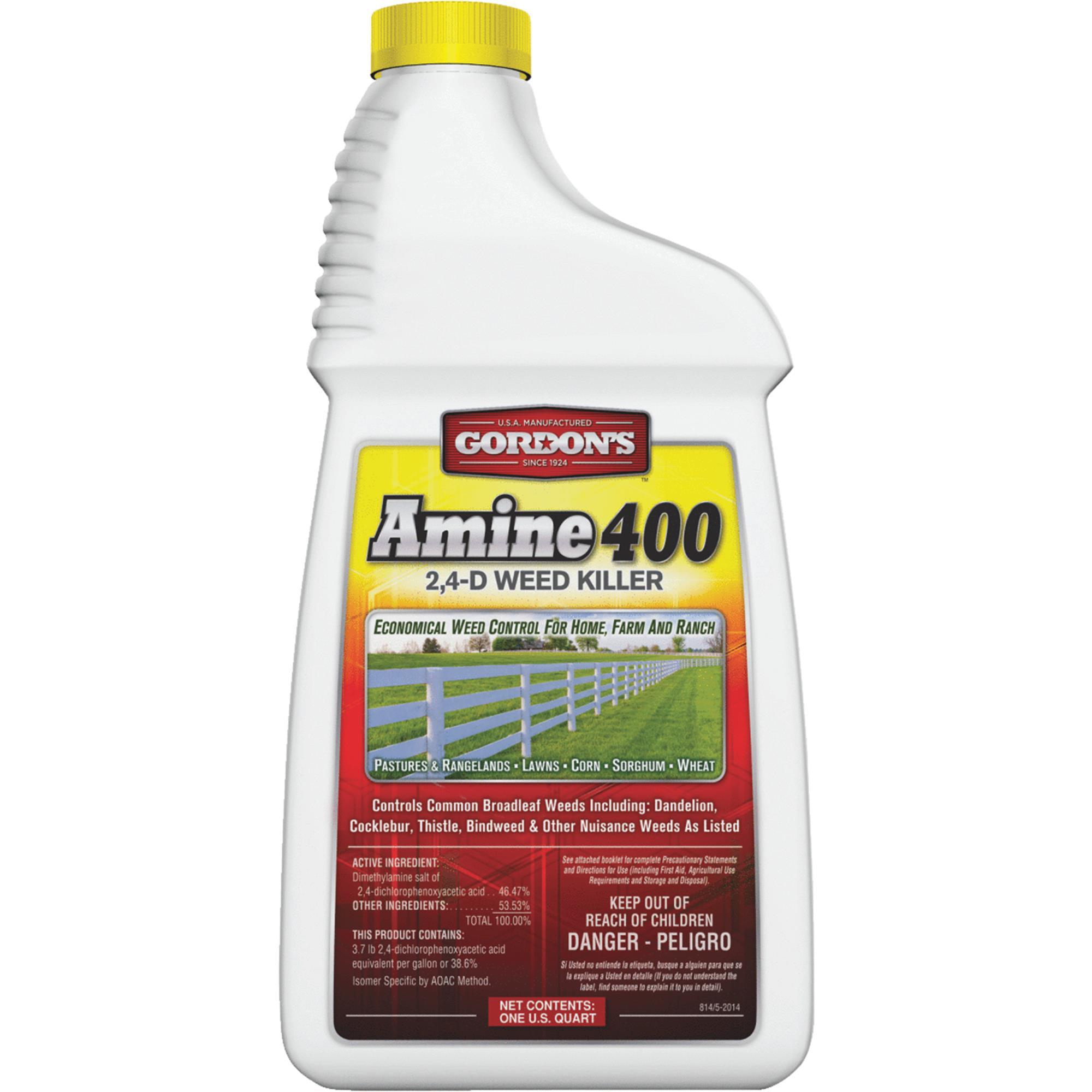 Gordons Amine400 Weed Killer