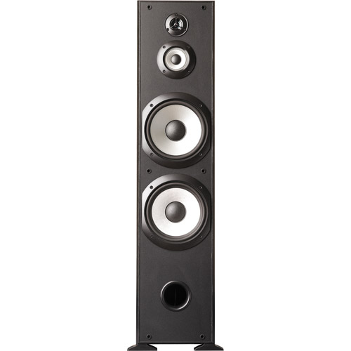 "Sony SS-F7000 Floor-Standing 4-way Speakers; 8"" Mica Reinforced Woofer, and HOP Cone Mid-Woofer"