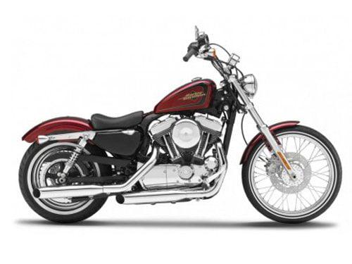 2012 Harley Davidson XL 1200V Seventy Two Motorcycle Model 1 12 by Maisto 32324 by