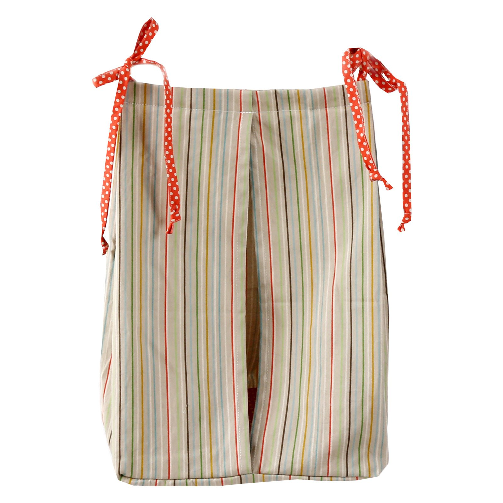 Scribbles Diaper Stacker by Cotton Tale Designs