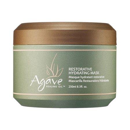 Bio Ionic Agave Healing Oil Treatment Restorative Hydrating Mask -