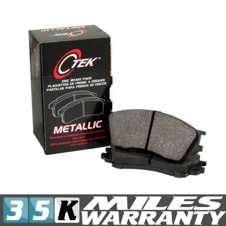 NEW 102-07530 COMPLETE SET FRONT BRAKE PAD CENTRIC FITS CADILLAC SEVILLE