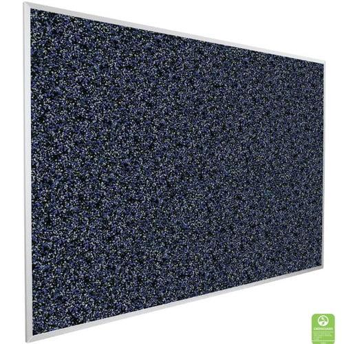 Best-Rite Rubber-Tak tackboard Wall Mounted Bulletin Board
