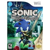 Sonic and the Black Knight - Nintendo Wii (Refurbished)