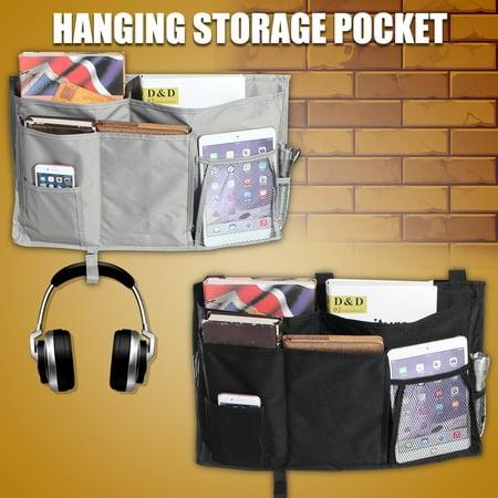 Multi-pocket design Bed Bedside Tidy Pocket Chair Organizer Storage Holder Cabin Shelf Bunks,Use in students