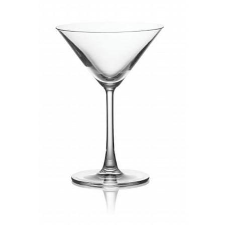 Pure and Simple 0433048 Sip Martini Glass, 8 oz. - Simple Halloween Martini