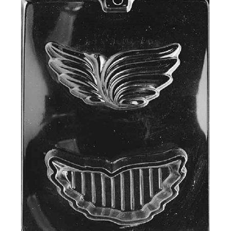 Grandmama's Goodies A106 Bird in Flight Pour Box Chocolate Candy Soap Mold with Exclusive Molding