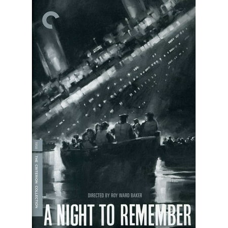 A Night to Remember (Criterion Collection) (DVD)