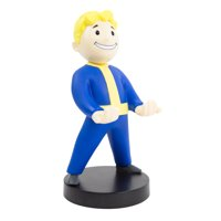 """Exquisite Gaming Cable Guy Controller & Phone Holder - Classic Fallout Vault Boy 111 8"""""""