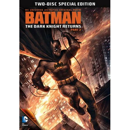The Dark Knight Batman (Batman: The Dark Knight Returns, Part 2)
