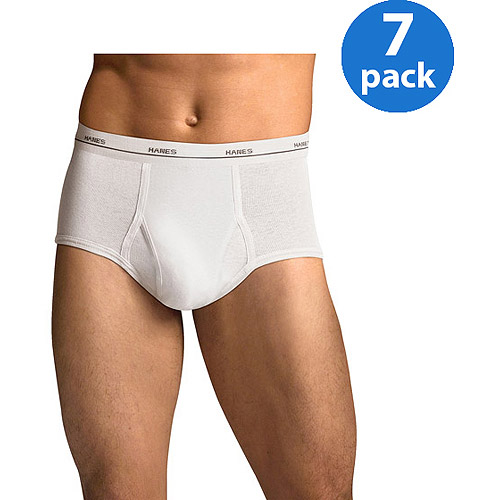 Hanes - Men's Briefs, 7-Pack