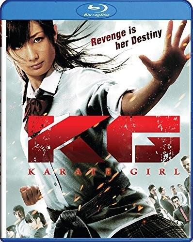 Karate Girl (Blu-ray) by