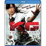 Karate Girl (Blu-ray) by