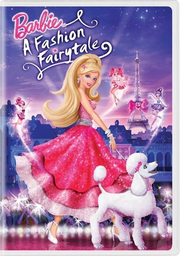 Barbie: A Fashion Fairytale by UNIVERSAL HOME ENTERTAINMENT