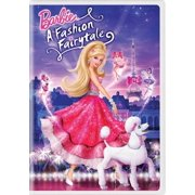 Barbie: A Fashion Fairytale by