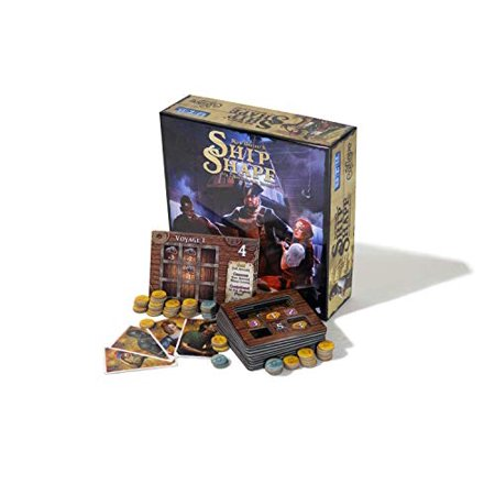 Calliope Games ShipShape 3D Puzzle and Bidding Boardgame - image 4 of 4