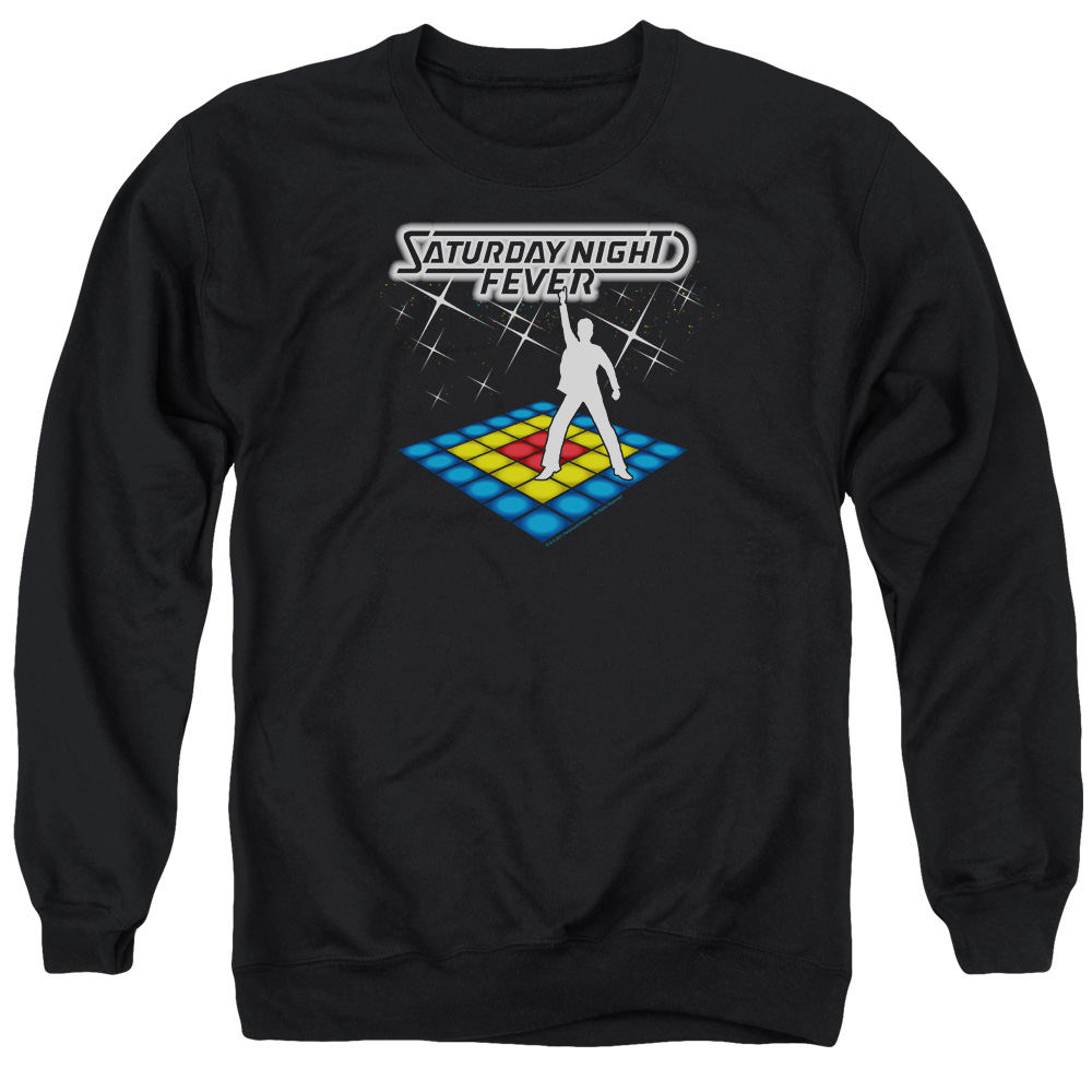 Should Be Dancing Mens Crewneck Sweatshirt