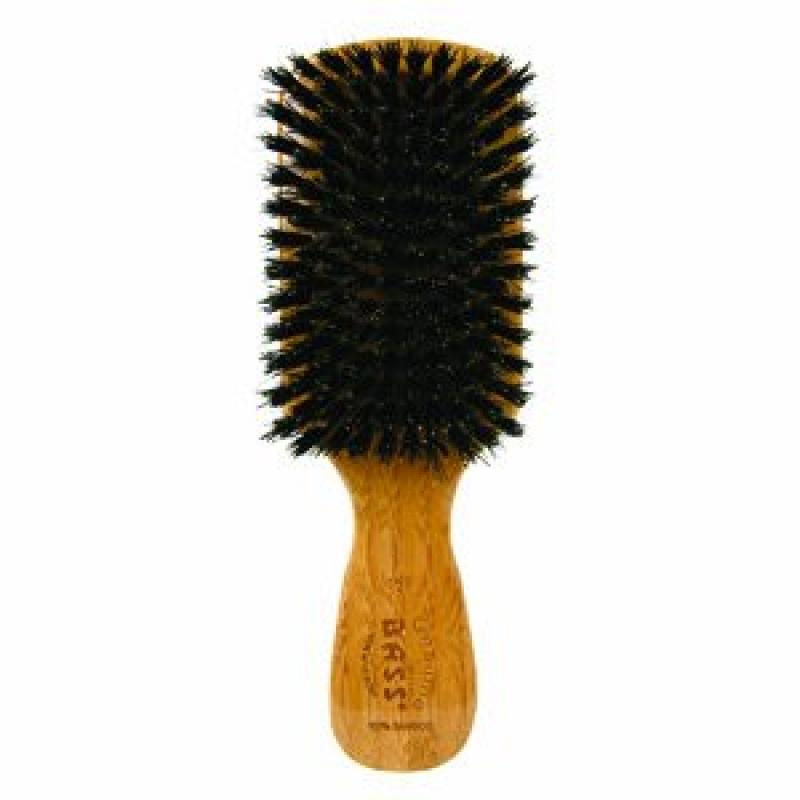 Bass 100 Pure Wild Boar Bristle Mens Brush 153 By Bass