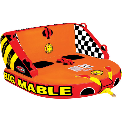 SportsStuff Big Mable, Orange and Red