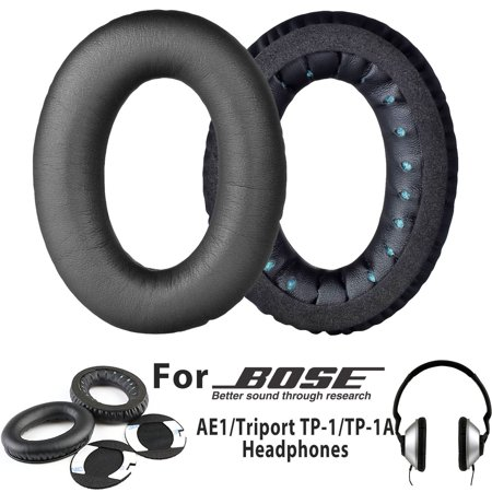 Bose Aviation Headset (TSV Headphone/ Headset Ear Pad Replacement for boses Around Ear AE1/ Triport 1 TP-1 Headphones )