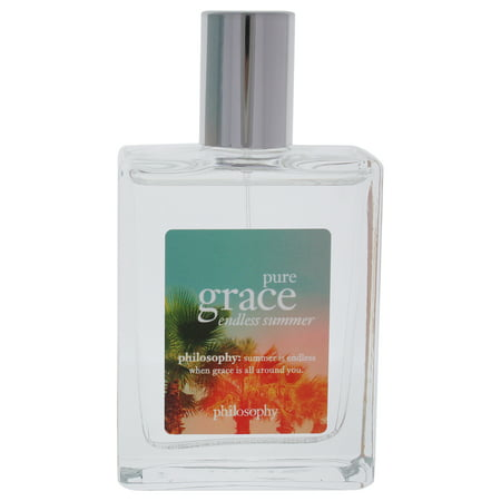 Philosophy Pure (Philosophy Pure Grace Endless Summer Eau De Toilette Spray 2 oz )