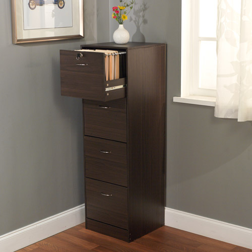 Wilson 4-Drawer Filing Cabinet