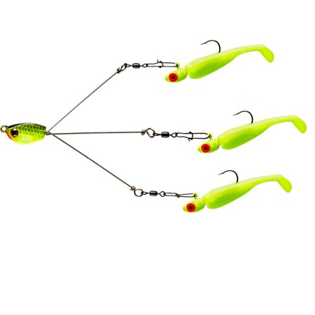 YUMbrella Tripod Jig Head, LT Money Fry