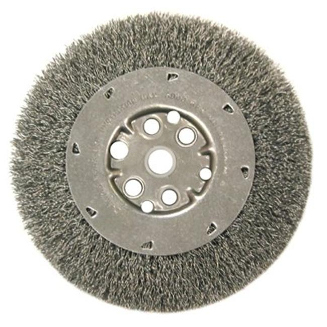 Anderson Brush 066-03234 Dm6S .006-Ss Crimped Wire Wheel 5-8-1-2 Inch Ar