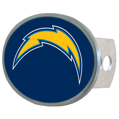 NFL - San Diego Chargers Oval Hitch Cover