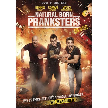 Natural Born Pranksters (DVD) (Romans 1 8 And The Natural World)