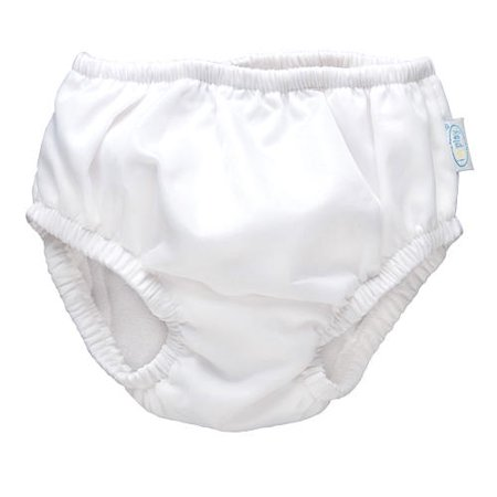 iPlay Ultimate Swim Diaper - White (24 Months)