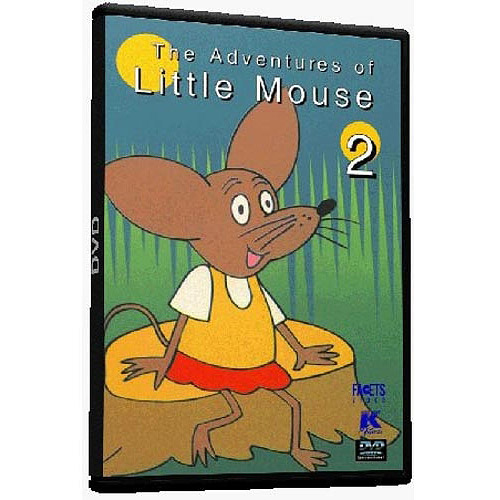 The Adventures Of Little Mouse: Volume 2