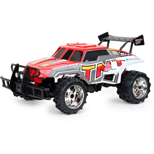New Bright 1:15 Full-Function Radio-Controlled Baja Extreme TNT, Red