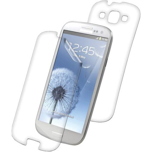 ZAGG invisibleSHIELD Full Body Protector for Samsung Galaxy S III