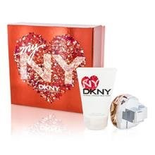 Dkny My Ny The Heart Of The City Coffret: Eau De Parfum Spray 50ml/1.7oz   Body Lotion 100ml/3.4oz For Women